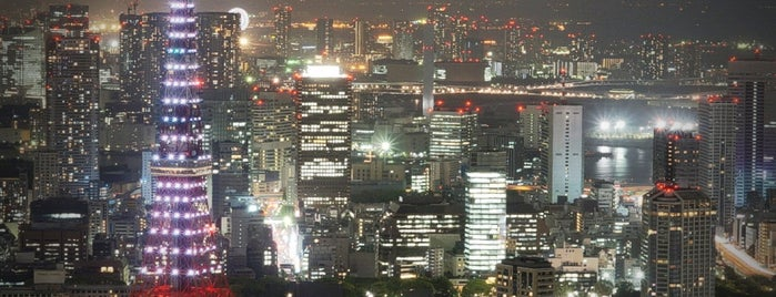 Tokyo City View is one of Bons Plans Tokyo.