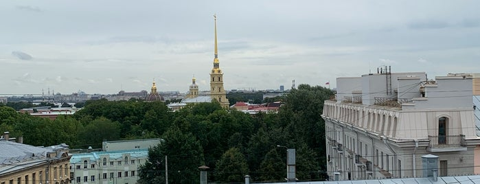 Skypoint на Зверинской is one of В планах🤗.