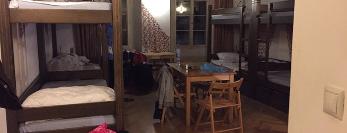 Arpacay Backpackers Hostel Prague is one of Burçin : понравившиеся места.