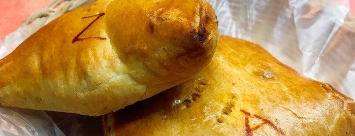 """Los Hojaldres"" Empanadas y café is one of Montserrat'ın Beğendiği Mekanlar."