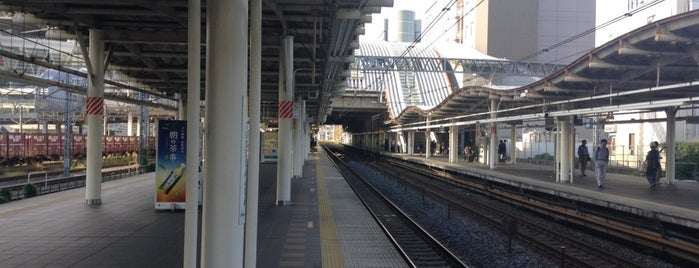 Platforms 3-4 is one of 好きな駅.