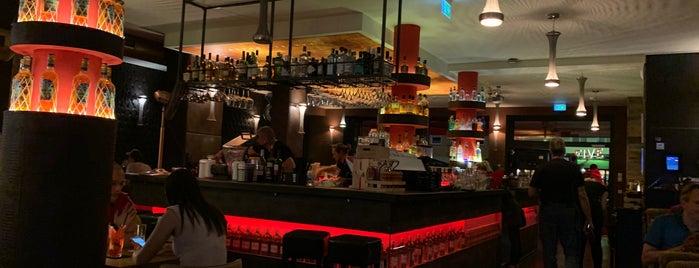 Australian Bar & Kitchen is one of NBG.