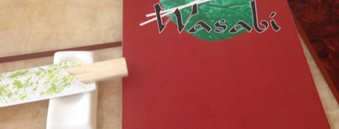 Wasabi Sushi is one of Sushi.