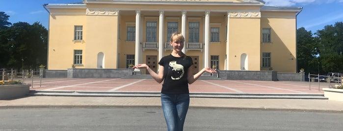 Kohtla-Järve Kultuurikeskus is one of Posti che sono piaciuti a Stanislav.