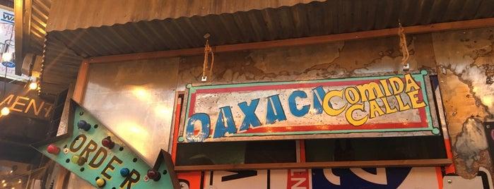 Oaxaca Comida Calle is one of Old NYC.