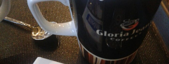 Gloria Jean's Coffees is one of Posti che sono piaciuti a Melike.