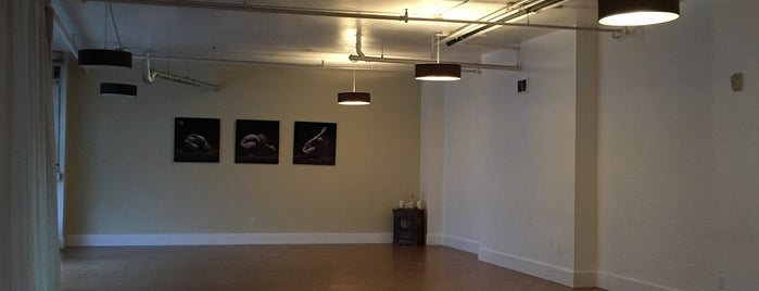 Yoga Mayu is one of San Francisco.