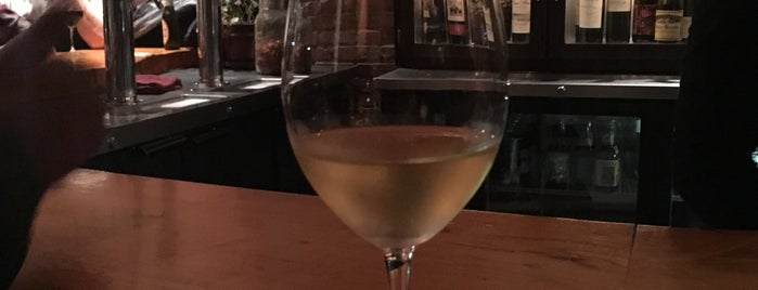 5 Walnut Wine Bar is one of Asheville, NC.