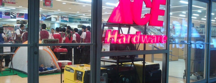 ACE Hardware is one of Tempat yang Disukai Shank.