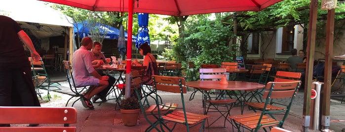 Wirtshaus zum Isartal is one of Immer wieder gut speisen.