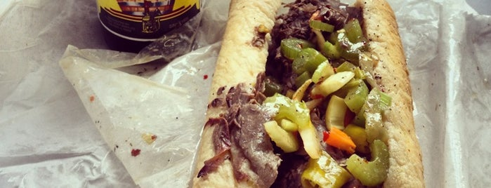 Mr. Beef is one of Thrillist's Best Day of Your Life: Chicago.