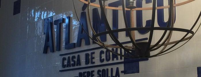 Atlántico, Casa de Comidas is one of Infinito Madrid: bares y planes en la ciudad.