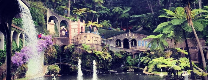 Jardim Tropical Monte Palace is one of Madeira.