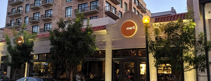 Meril is one of New Orleans.