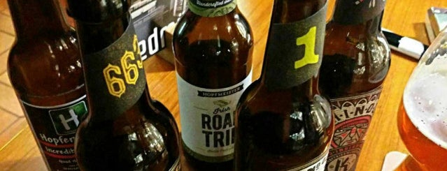 Riedmueller Craft Beer is one of Locais curtidos por Marco.
