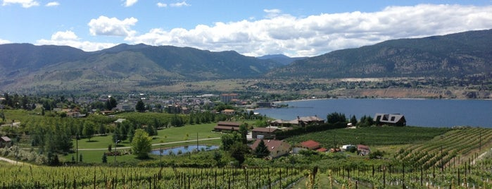 Poplar Grove Winery is one of 10 Best Okanagan Wineries.