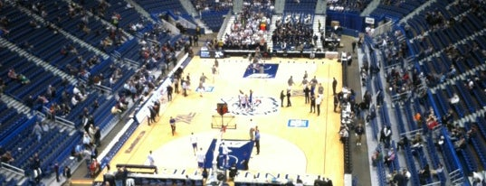 XL Center is one of sports arenas and stadiums.