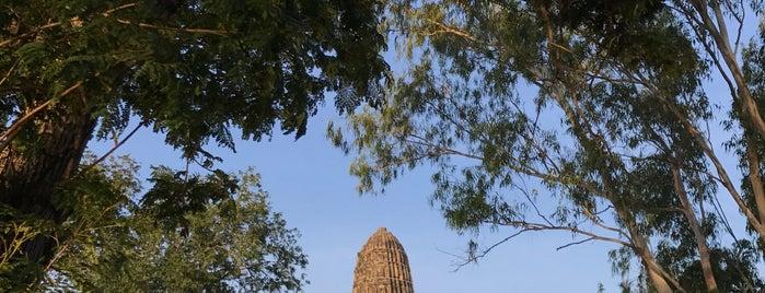 Wat Phra Ram is one of Trips / Thailand.