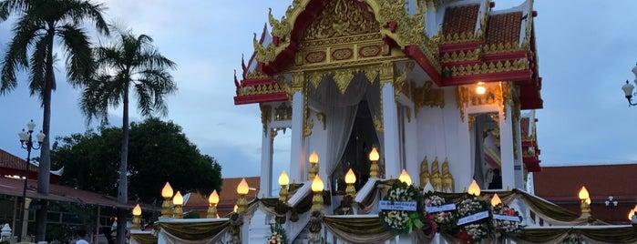 Wat Senasnarama Rajvaravihara is one of Trips / Thailand.