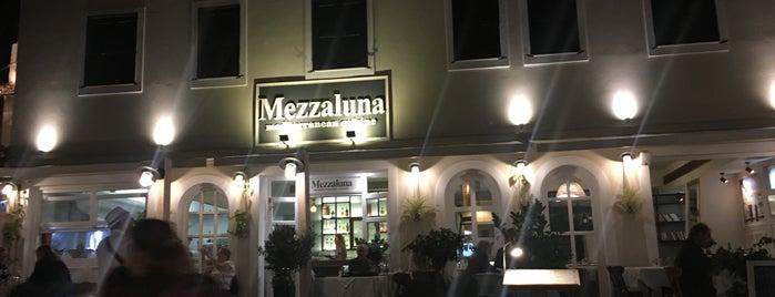 Mezzaluna is one of Rhodes.
