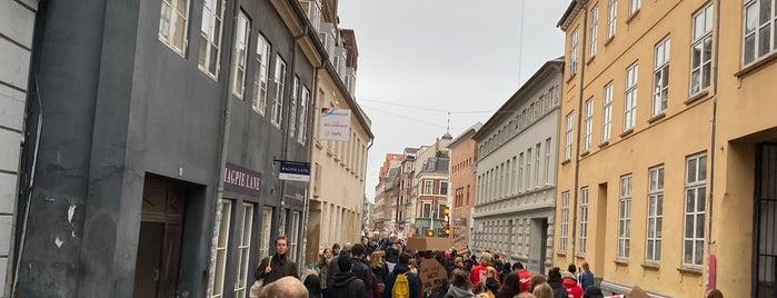 Mejlgade is one of Aarhus.