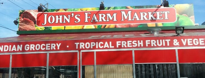 John's Farm Market is one of My List.