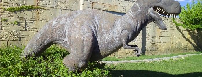Dinópolis is one of Nens - Niños.