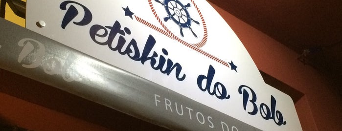 Petiskin do Bob is one of Perto de casa.