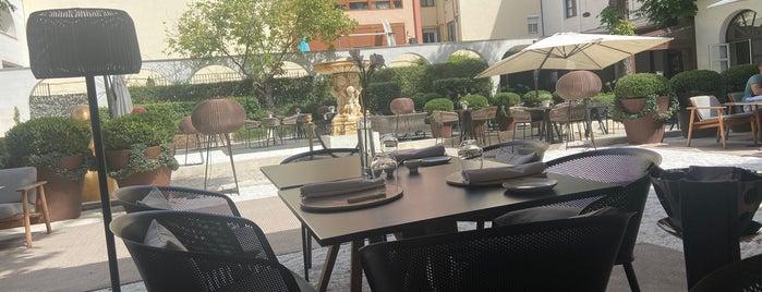 Restaurante dos cielos madrid (hermanos torres) is one of Madrid.