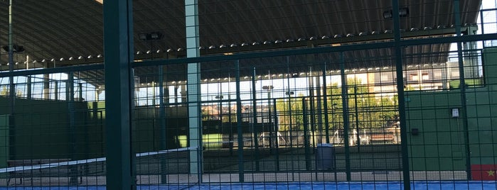 Las Rejas Open Club is one of Ramiro 님이 좋아한 장소.