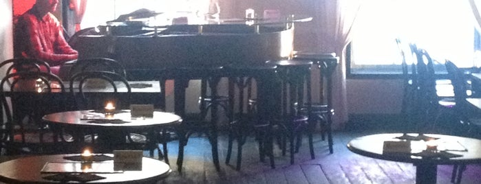 Piano Bar is one of London drinkar.