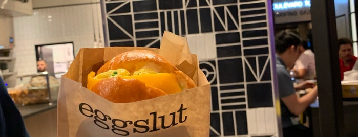 Eggslut is one of CALIFORNIA\VEGAS_ME List.