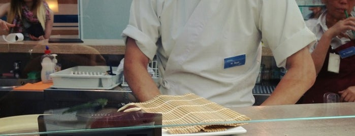 Kikaku Sushi is one of Julesさんのお気に入りスポット.