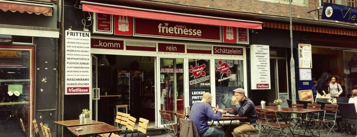 Kathy's frietnesse is one of Lieux sauvegardés par N..