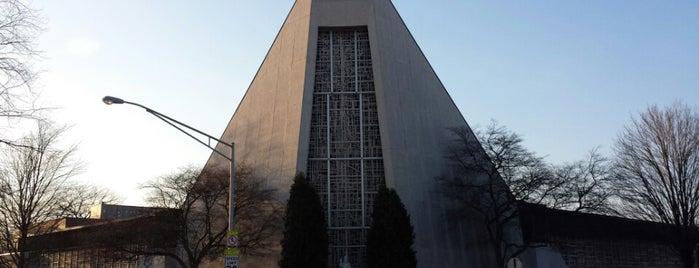 St. Celestine Parish is one of Orte, die Ramel gefallen.