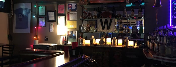 The Dugout Bar is one of Want to try.
