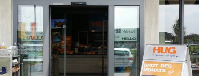 Bäckerei Hug is one of Lieux qui ont plu à Julia.