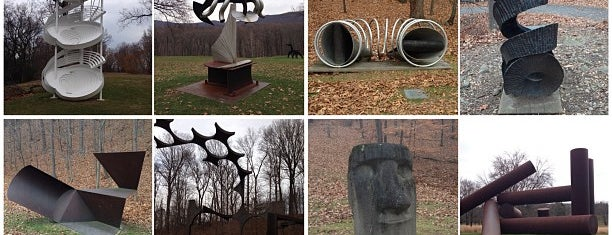 Storm King Art Center is one of Roteiro NY.