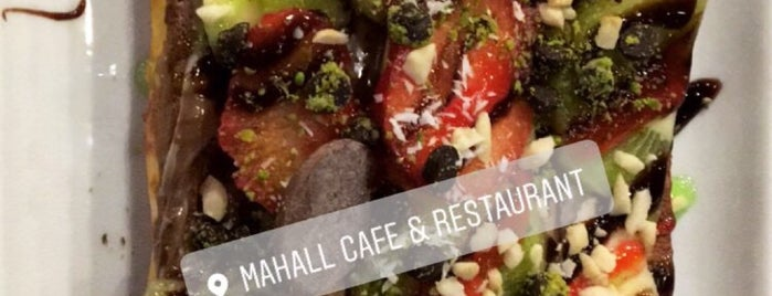 Mahall Cafe & Restaurant is one of اسطنبول.