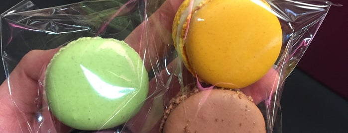 Enric Rosich Macarons is one of Lugares guardados de Janeth.