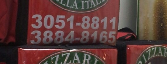 Pizzaria Bella Italia is one of Arthur's Great Place To Eat.
