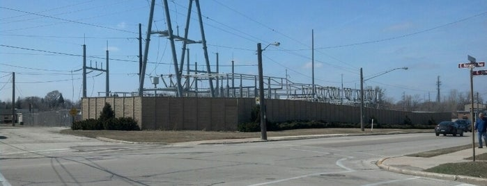 Norwich Avenue Power Substation is one of Locais curtidos por MidKnightStalkr.