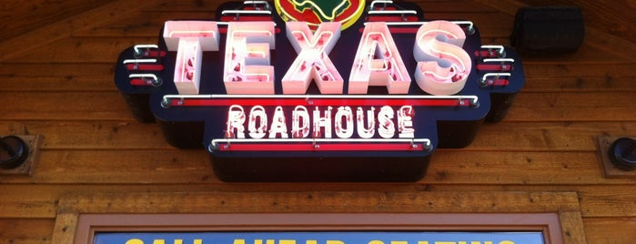 Texas Roadhouse is one of Great Ames Food.