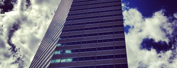 1 Financial Center is one of Boston.