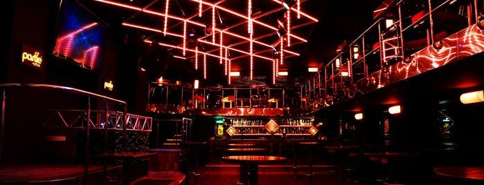 Partie Music Club is one of Duygum'la gittiğim yerler.
