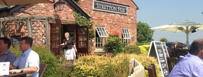 Stretton Fox is one of Lugares favoritos de Julia.