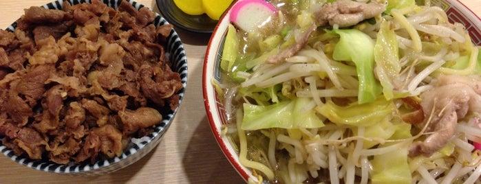 みやべ食堂 is one of 再来してもよいラーメン店.