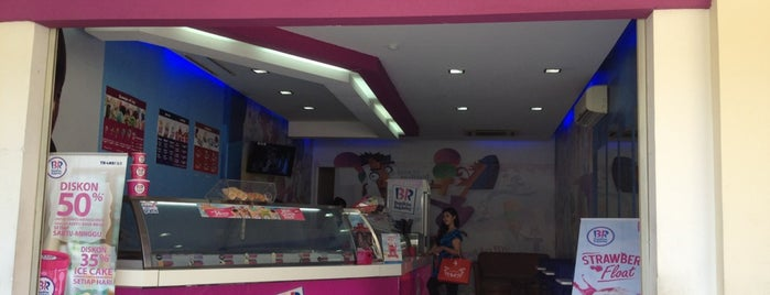 Baskin Robbins is one of Nanda's All Favorite♥♚.