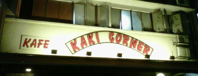 Kafe Kaki Corner is one of Yummies 2.