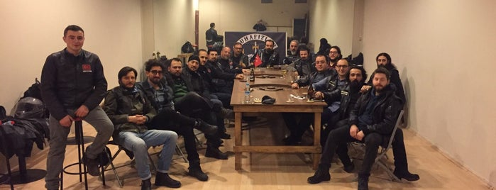 MUHAFIZLAR MK KULÜP EVİ ANKARA is one of mekanlar.